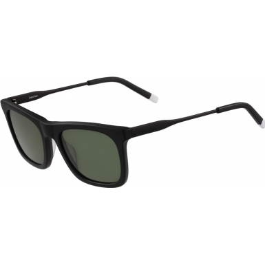 Calvin Klein Collection Mens CK4319S Matte Black Sunglasses