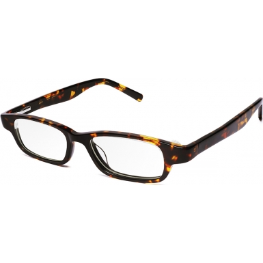 Eyejusters Tortoiseshell Adjustable Reading Glasses - 0.00 to 3.00 Strength