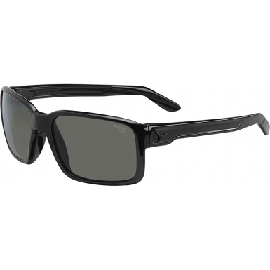 Cebe Dude Shiny Black Sunglasses