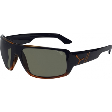 Cebe Maori Tortoiseshell Orange Sunglasses