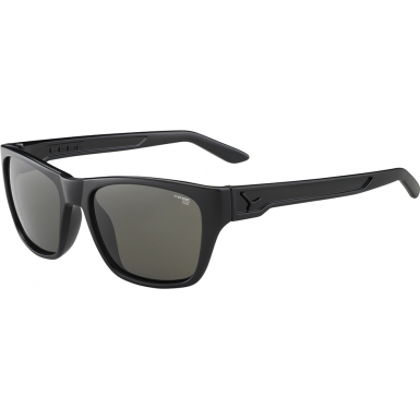 Cebe Hacker Matt Black 1500 Grey Sunglasses