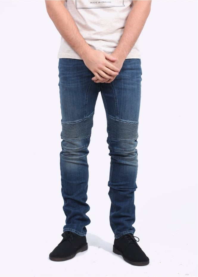 Eastham Jeans - Mid Blue