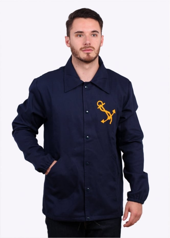 Great Lakes Windbreaker - Navy