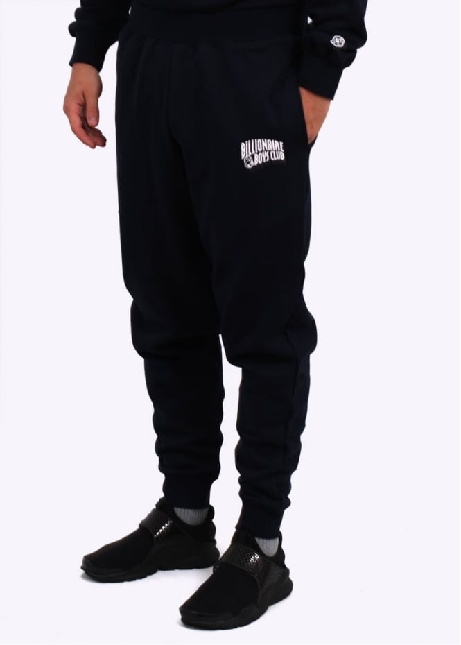 Small Arch Logo Sweatpants - Navy