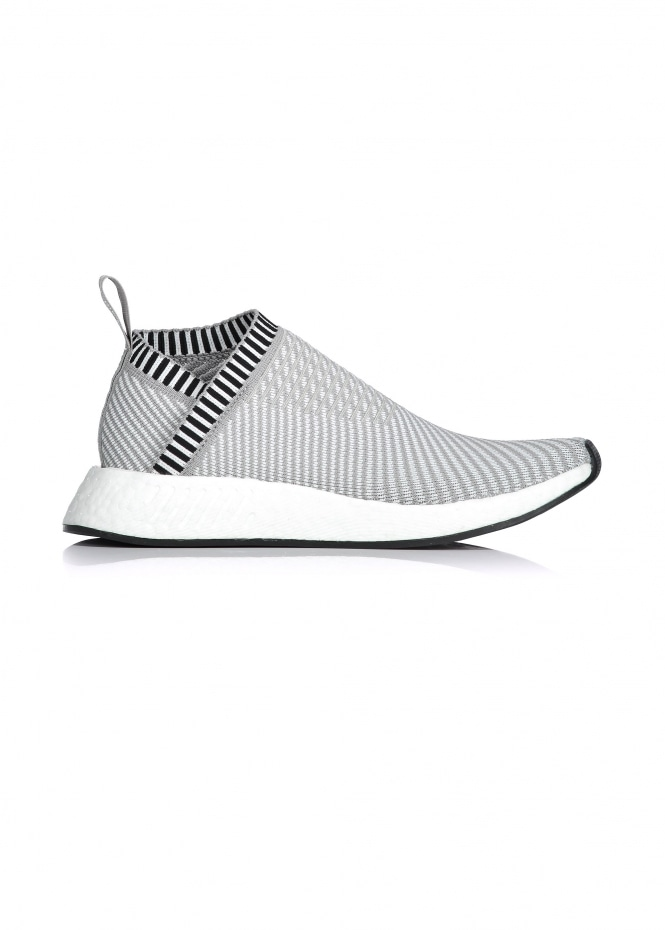 NMD CS2 PK - Grey / Purple