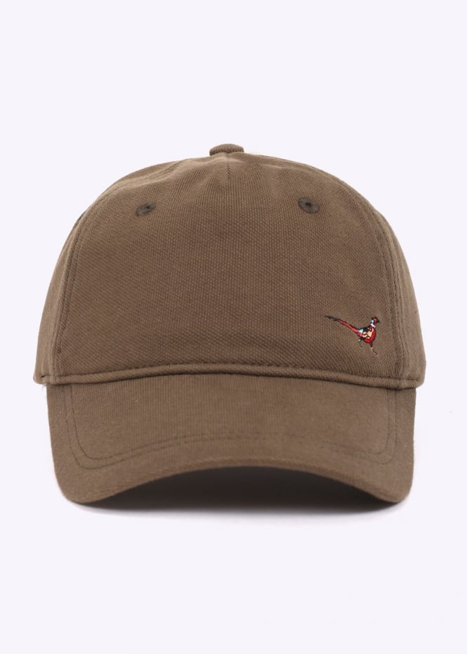 Cathal Sports Cap - Olive