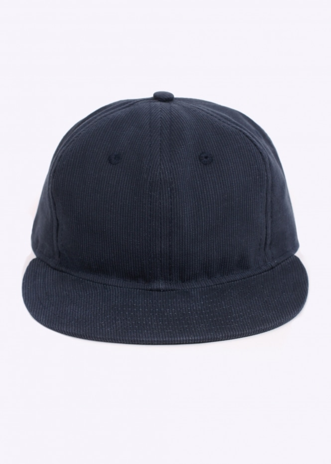 Bedford Cord 6 Panel - Dark Navy
