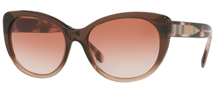Burberry sunglasses 4224 359713 Brown Gradient Pink