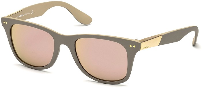 Diesel sunglasses 0173 47G Light Brown / Other
