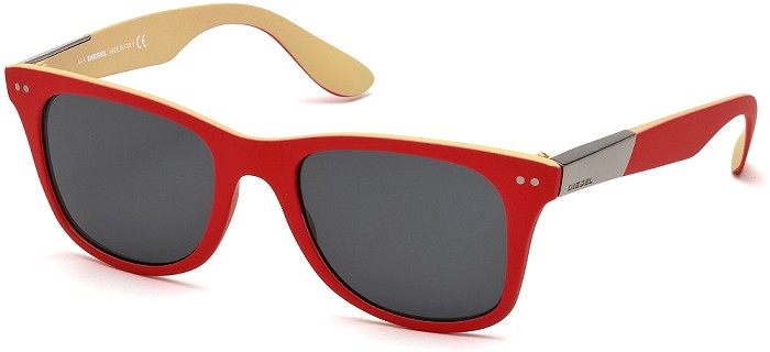 Diesel sunglasses 0173 68A Red / Other