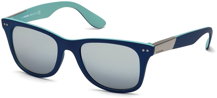Diesel sunglasses 0173 92C Blue / Other